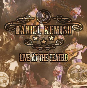 Live at the Teatro – Compact Disk (EP)